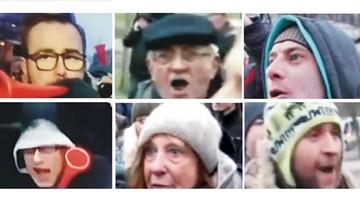 17-01-2017 22:04 Policja opublikowała zdjęcia kolejnych osób ws. demonstracji przed Sejmem