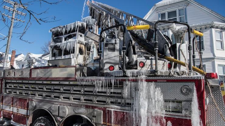 W Bostonie najniższa temperatura od 1896 r. Rośnie bilans ofiar mrozów w USA i Kanadzie