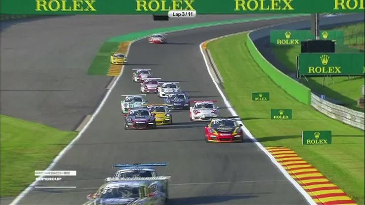 Porsche Supercup: Giermaziak na 14. miejscu