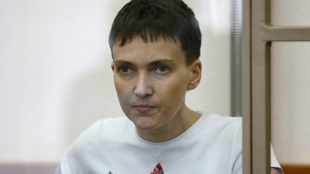 Rosja: Uprawomocnił się wyrok na Sawczenko; odwołania nie było