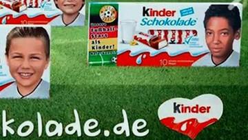 """26-05-2016 13:24 """"To chyba jakiś żart"""" - Pegida oburzona opakowaniami czekoladek Kinder"""