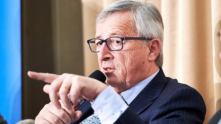 KE broni Junckera przed zarzutami o blokowanie reform podatkowych