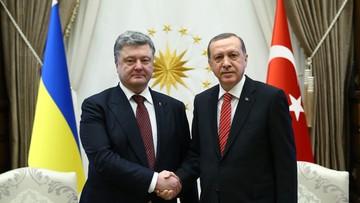 10-03-2016 12:33 Ukraina i Turcja mogą zacieśnić współpracę wojskową