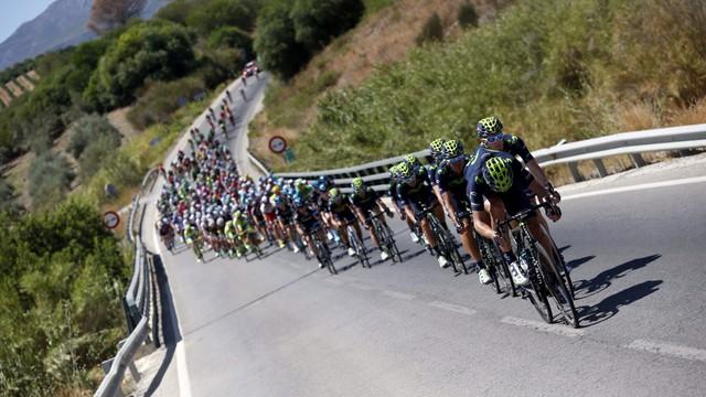Vuelta a Espana – Esteban Chaves liderem po drugim etapie