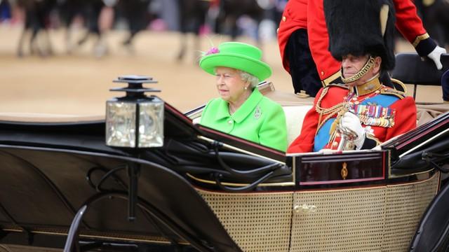 W.Brytania: Trwają uroczyste obchody 90. urodzin królowej Elżbiety II