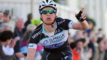 2016-12-30 Belgijski kolarz kończy karierę z powodu arytmii serca