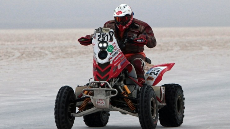 Sonik nadal na czele stawki z dużą przewagą w Rajdzie Dakar