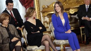 2015-11-16 Serbski siatkarz i włoska minister. Kto jej zawrócił w głowie?