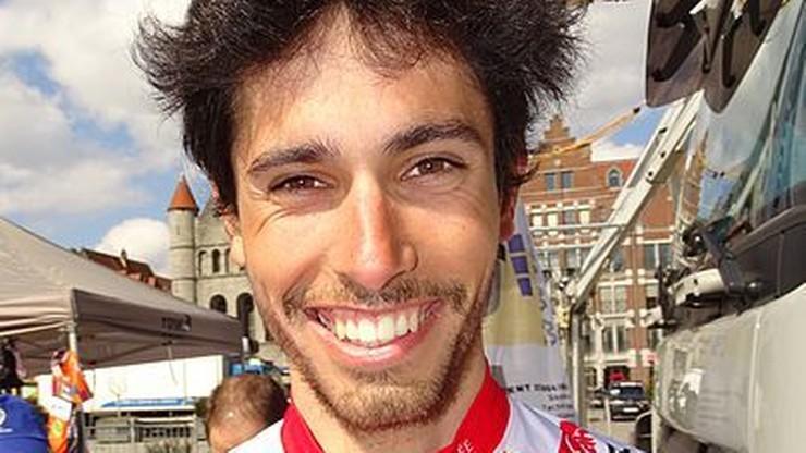 Tragiczna śmierć francuskiego kolarza. Zginął podczas treningu