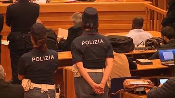 17-10-2017 06:57 Proces Kongijczyka, który zaatakował Polaków w Rimini. Wyrok może zapaść do końca roku