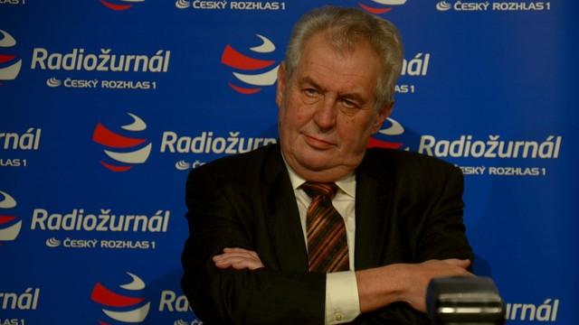 Czeski prezydent: UE musi deportować część uchodźców