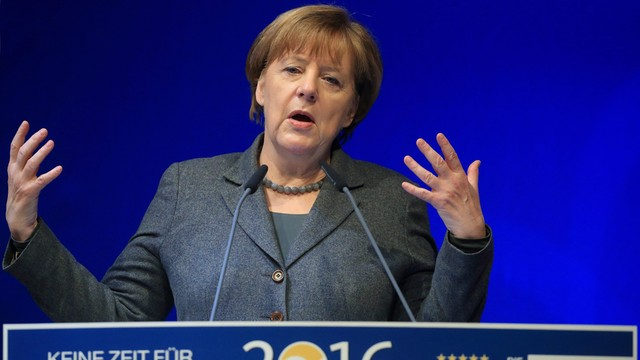 Merkel prosi wyborców o cierpliwość w sprawie polityki migracyjnej