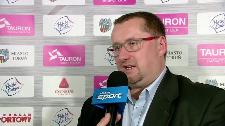Romański podsumowuje 8. kolejkę Tauron Basket Ligi