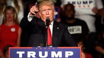 20-09-2016 22:31 Polemika Trumpa i Clinton  w sprawie ataku w Nowym Jorku. Poszło o profilowanie
