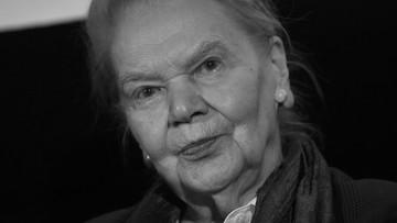 Zmarła poetka, eseistka i tłumaczka Julia Hartwig