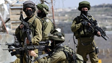 """01-03-2016 10:58 """"Polegali na nawigacji"""". Izraelscy żołnierze pomylili drogę. Doszło do starć z Palestyńczykami"""