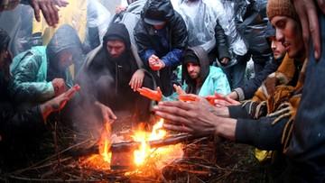 18-11-2016 10:26 Grecja: mieszkańcy Chios zaatakowali ośrodek uchodźców