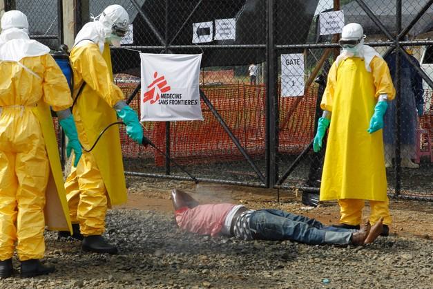 Ebola wciąż zabija. Ponad 3000 ofiar