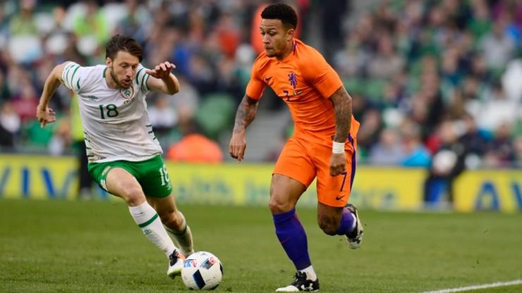 Irlandia sprawdziła formę sparingpartnera biało-czerwonych. Holandia uratowała remis