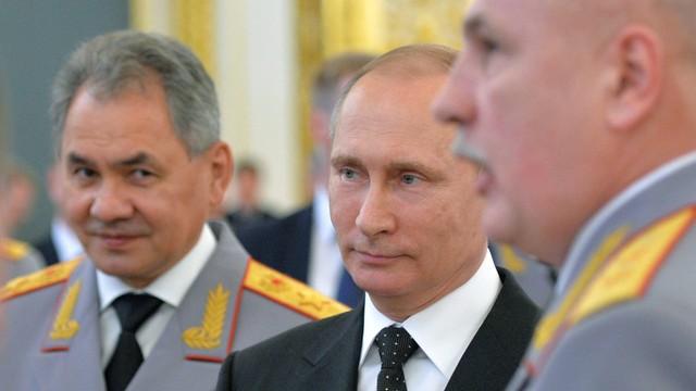 Rosja: działania NATO zmuszają nas do odpowiedzi