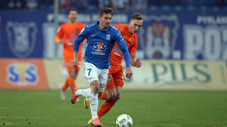 Linetty nie zagra w towarzyskich meczach z Serbią i Finlandią