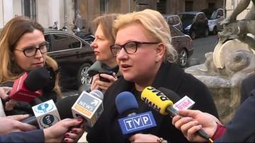 Kempa: opinia Komisji nieobiektywa i niewiążaca dla Polski