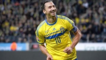 2015-11-09 Ibrahimovic najlepszym piłkarzem Szwecji. Znowu...
