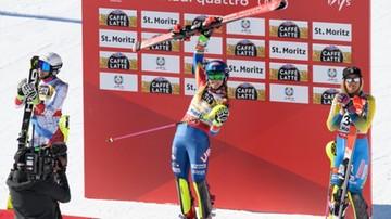 2017-02-18 Alpejskie MŚ: Shiffrin najlepsza w slalomie