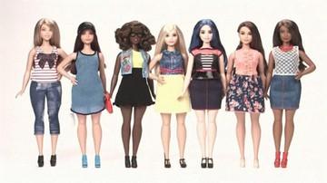 29-01-2016 12:35 Lalka Barbie w nowej odsłonie. Przytyła i zmalała