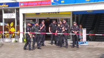 Atak nożownika w Hamburgu. Jedna osoba nie żyje