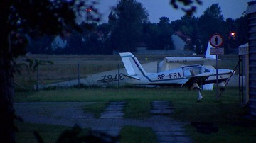 30-08-2017 19:38 Wypadek szybowca w Warszawie. Nie żyje 31-letni pilot