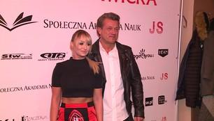 Jarosław Jakimowicz znów na planie. Aktor gościnnie wystąpił w teledysku