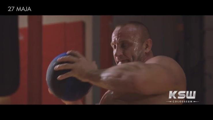 Mariusz Pudzianowski - Tyberiusz Kowalczyk: Oficjalny trailer