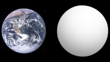 """07-04-2017 06:04 """"Super-Ziemia"""" z gęstą atmosferą odkryta przez astronomów"""
