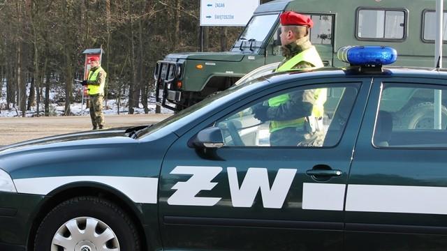Warmińsko-Mazurskie: ŻW rozbiła grupę rozprowadzającą narkotyki w wojsku