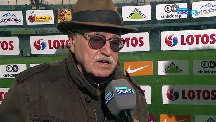 Jan Nowicki: Zdziwiłem się, że Kapustka nie nabrał ciała w Anglii