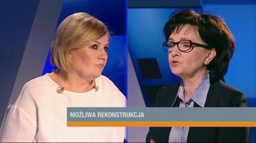 Elżbieta Witek dopuszcza możliwość śledztwa w sprawie Berczyńskiego i Caracali