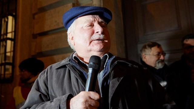 Wałęsa: nie zgadzam się z niszczeniem Polski