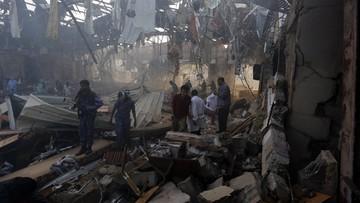 09-10-2016 09:09 Już ponad 140 ofiar ataku na uczestników pogrzebu w Sanie