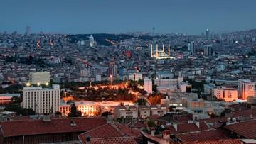 21-09-2016 12:13 Próba ataku na ambasadę Izraela w Ankarze. Napastnik nie żyje