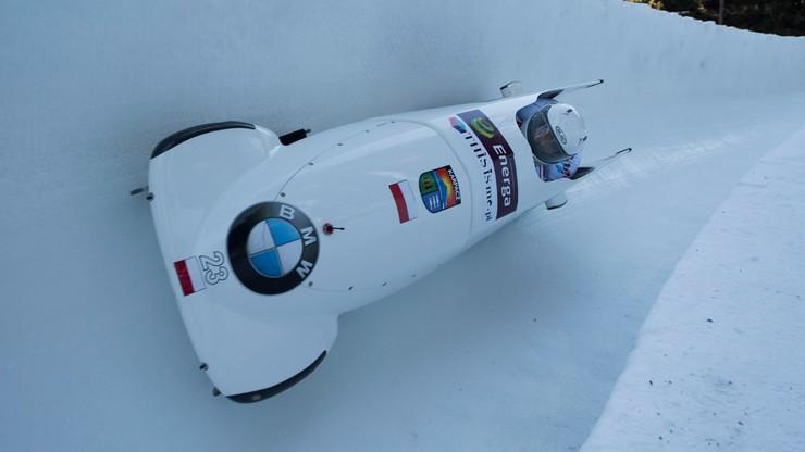 MP w bobslejach: Pierwszy raz od 49 lat wyłoniono medalistów w dwójkach