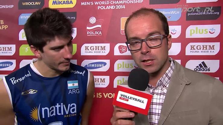 Nicolas Uriarte przed meczem z Australią: Ograć ojca to dodatkowa satysfakcja!