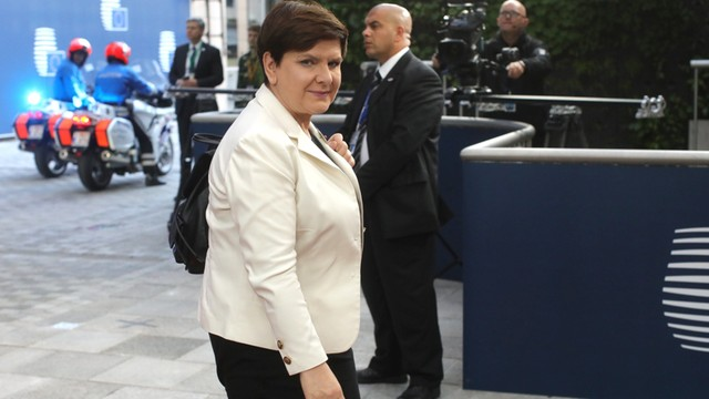 Rozmowa premier Szydło z prezydentem Macronem nie taka znowu udana?