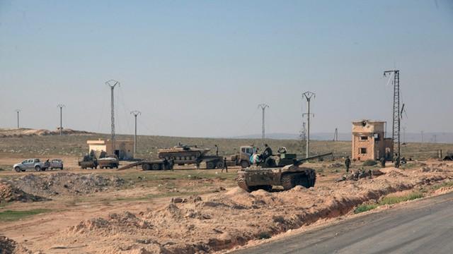 Syria: Armia rozpoczęła dużą ofensywę na południe od Aleppo