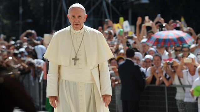 Papież pozdrowił olimpijską drużynę uchodźców