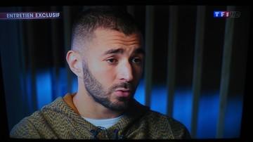 2015-12-03 Benzema: Jestem niewinny! Chcę wraz z Valbueną wygrać Euro 2016