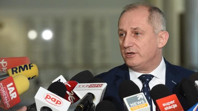 Neumann: prezydent konsekwentnie i niezłomnie stanął po stronie PiS