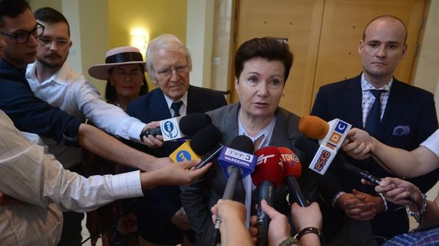 Beata Kempa: prezydent Warszawy powinna podać się do dymisji