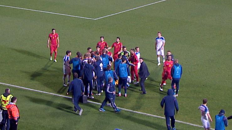 Mecz w Podgoricy przerwany po raz drugi