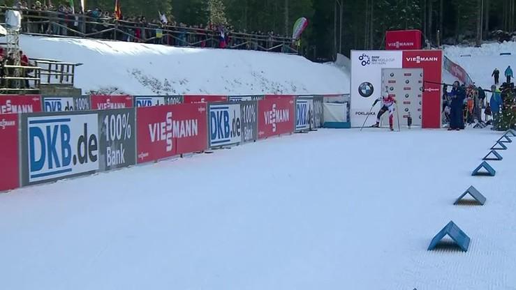 Najlepszy występ polskiej biathlonistki w sezonie